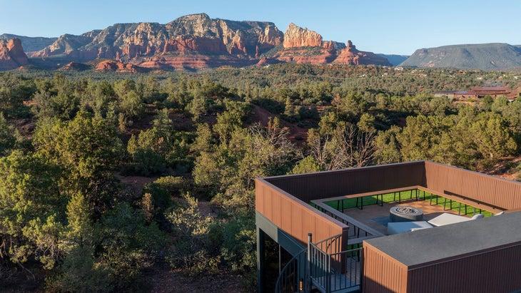 Arizona Ambiente exterior
