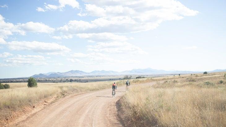 Gravel riding in Arizona