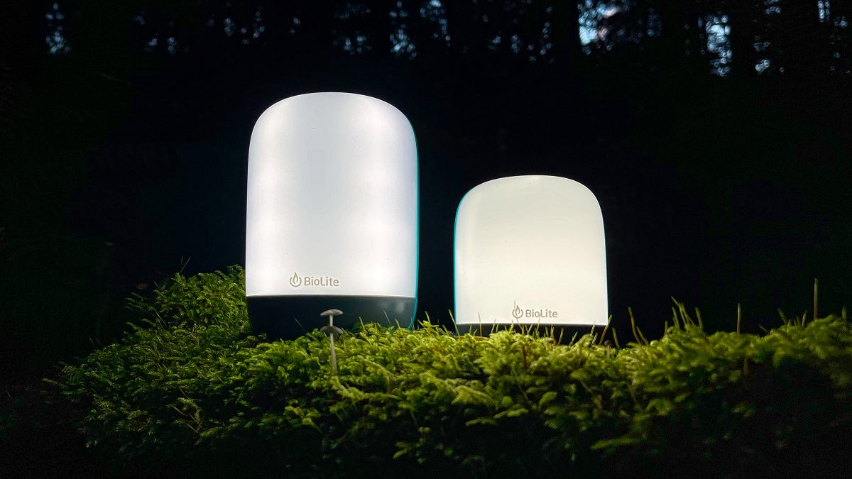 This Rechargeable Lantern Is My New Favorite Road-Trip Item