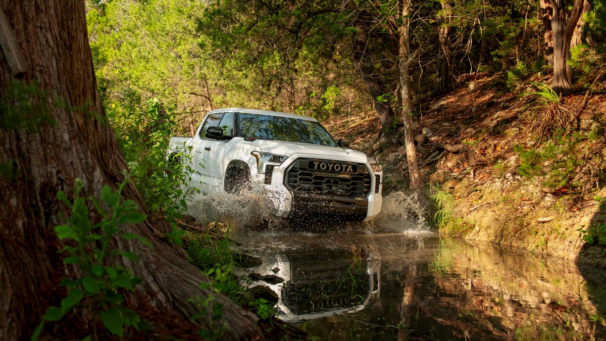 Our Review of the New 2022 Toyota Tundra