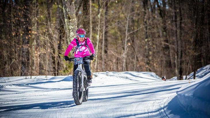 Wisconsin fat biking