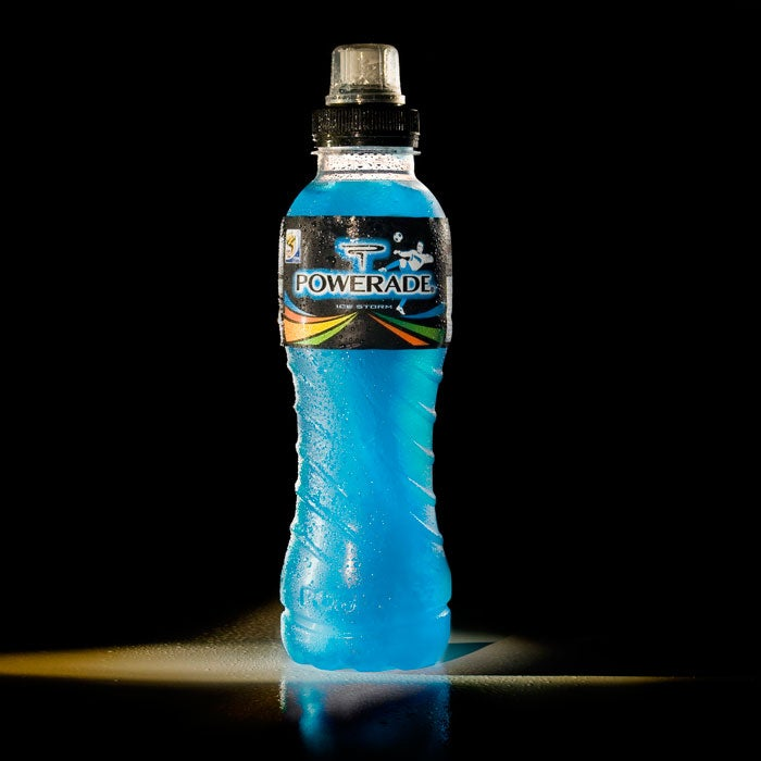 """While PepsiCo-owned Gatorade bowed to consumer pressure in early 2013 to remove brominated vegetable oil (a synthetic flame-retardant chemical banned in Europe and Japan) from its products, Powerade's parent company, Coca-Cola, has made no such move to  follow suit. Powerade also contains high-fructose corn syrup, a synthetic blend of sugars that's been tied to the nation's obesity epidemic.   That doesn't mean that its calorie-free line of Powerade Zero drinks (flavored with controversial sweeteners sucralose and acesulfame) is any better for you, though. """"If you're working out for more than an hour, you don't want a low- or no-calorie sports drink,"""" says Lewin. """"You need to replenish with real calories—this is not the time to be thinking about diet drinks."""""""