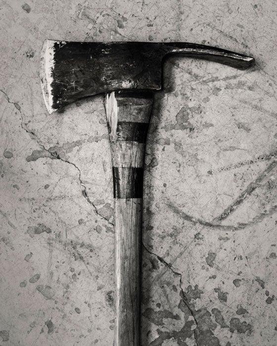 A Pulaski tool