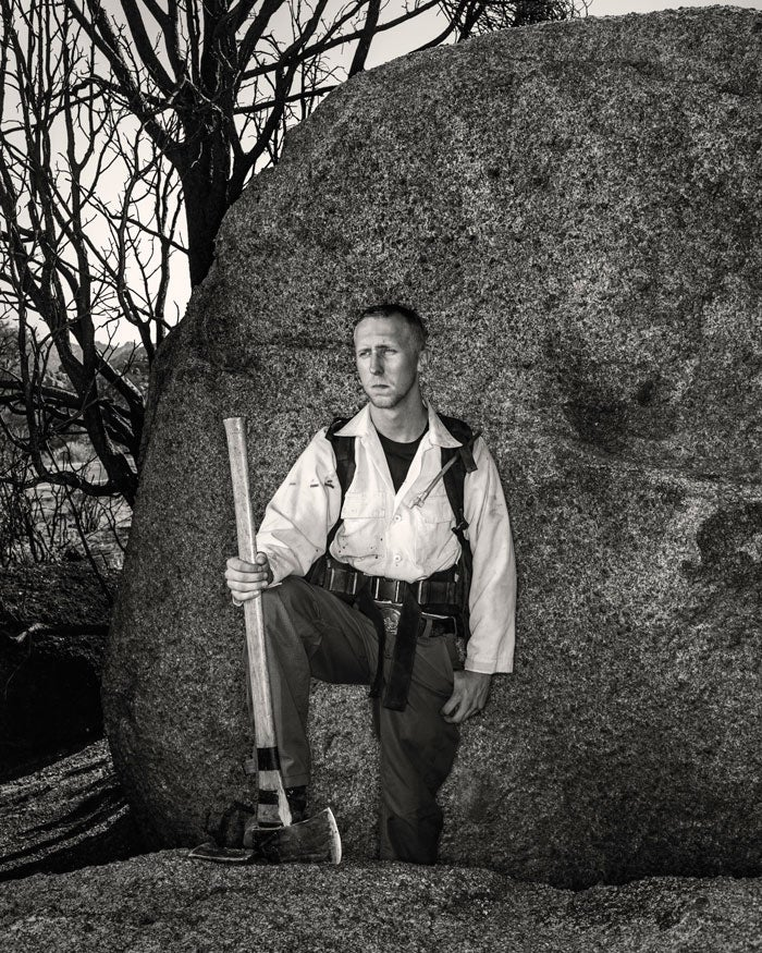 Brendan McDonough  For the full story, read 19: The True Story of the Yarnell Hill Fire