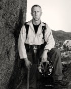 """On the morning of June 30, all 20 members of Prescott, Arizona's Granite Mountain Hotshots headed into the mountains to protect the small town of Yarnell from an advancing blaze. Later that day, every man but one was dead. Lone survivor Brendan """"Donut"""" McDonough. For the full story, read 19: The True Story of the Yarnell Hill Fire"""