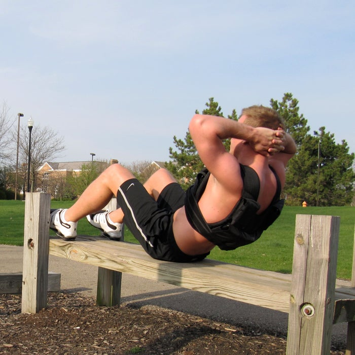 hip adduction hip abduction overrated exercise leg extension injury worthless workout muscleup muscle up pull up kipping pull up crunches sit ups bad for back injury