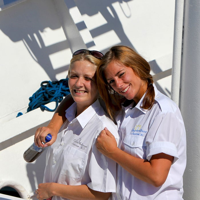 deckhands yacht boats jobs how to apply