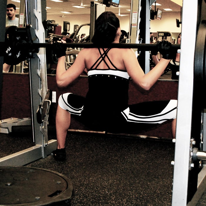 Smith Machine hip adduction hip abduction overrated exercise leg extension injury worthless workout lifting