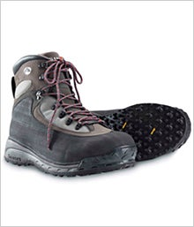 Simms Rivershed Boot - Footwear: Reviews