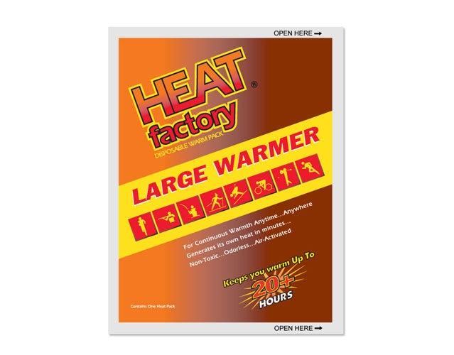 Heat Factory warmer