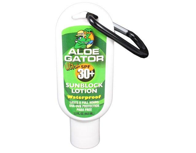 SPF 30+ lotion