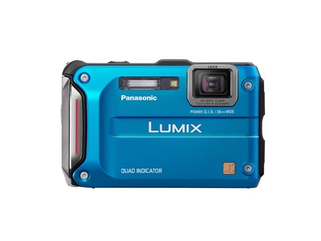 Panasonic DMC-TS4 camera