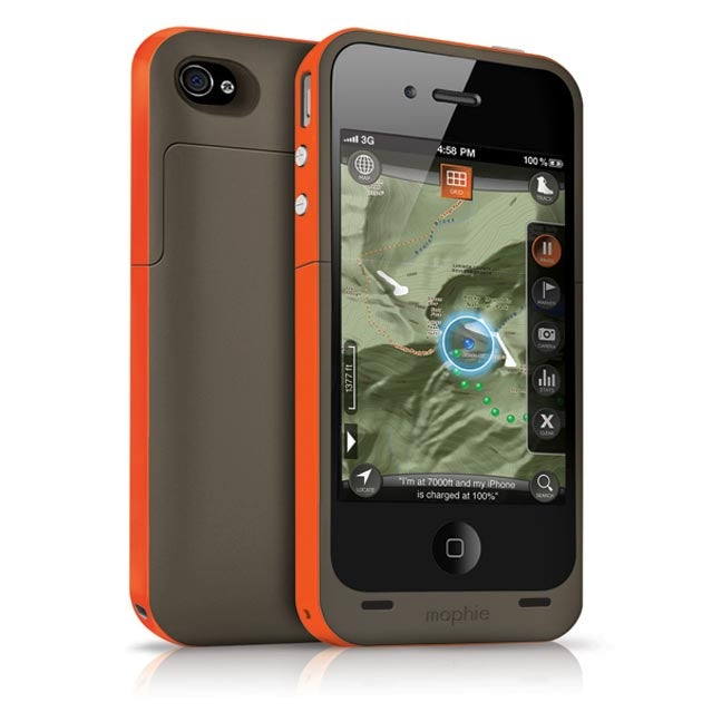 Mophie Juice Pack Outdoor Edition iPhone case