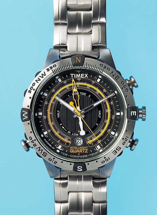 Timex Intelligence Quartz Tide-Temp-Compass