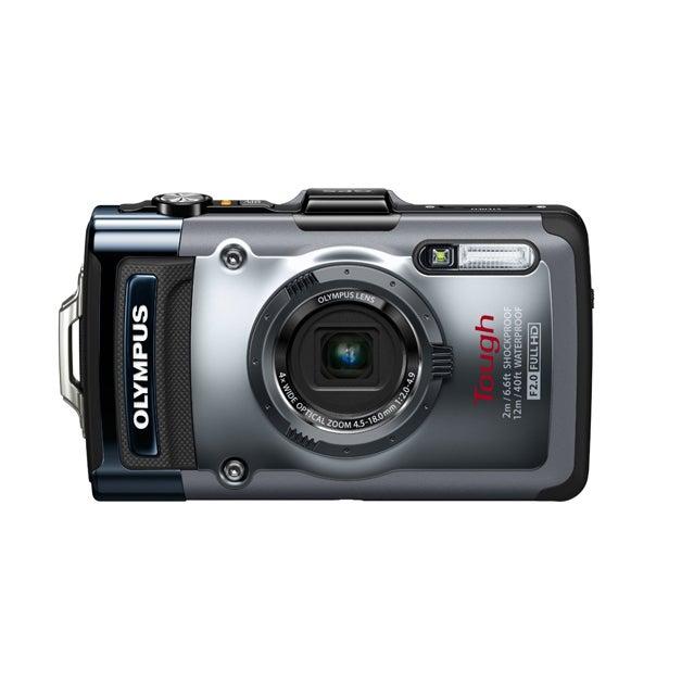 Olympus TG-1 camera.