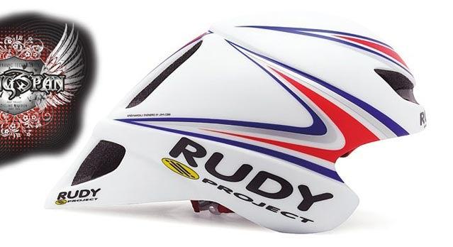 Wingspan helmet