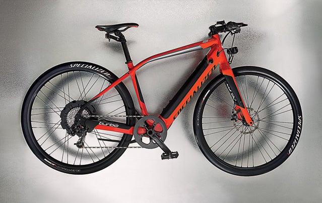 A lightweight electric bike tha
