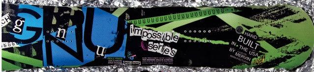Gnu Impossible Series EC2 BTX snowboard