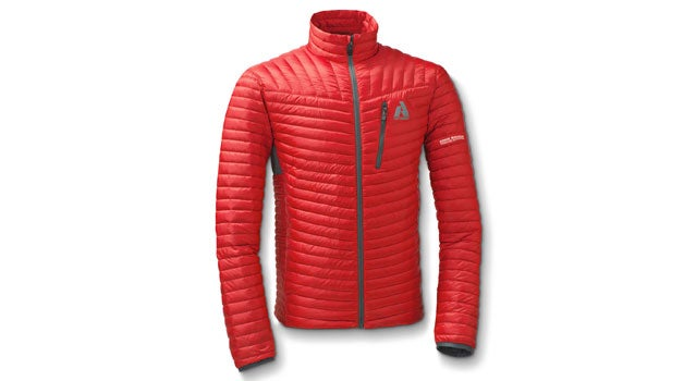 Eddie Bauer First Ascent Microtherm Down Sweater