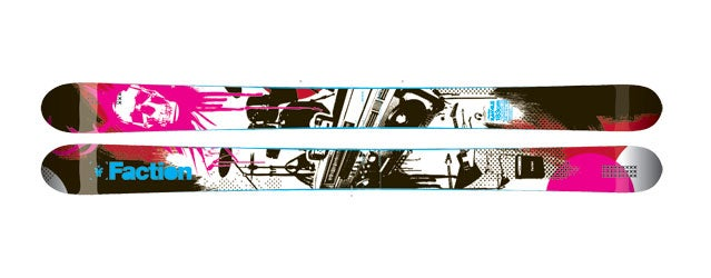 Faction Royale skis