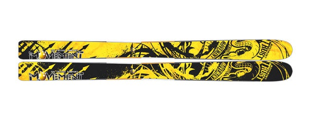 Movement The Trust skis