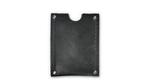 Apolis leather card holder outside holiday gift guide