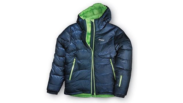 Bergans Sastrugi jacket outside holiday gift guide