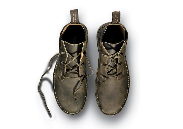 Blundstone Boots outside holiday gift guide