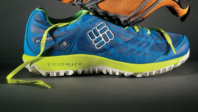 Salewa Firetail GTX Merrell Proterra Sport Columbia Conspiracy OutDry best trail shoes of 2013