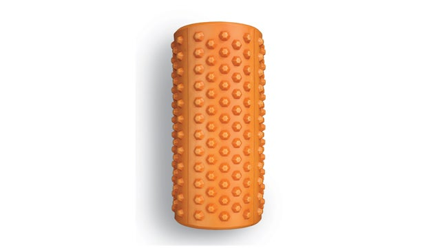 Gaiam Textured Foam Roller outside holiday gift guide