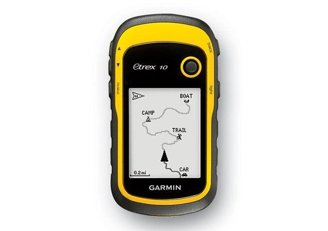 Garmin eTrex 10 GPS outside holiday gift guide