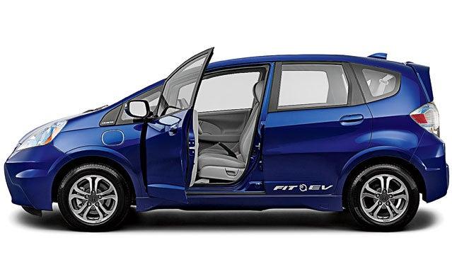 Honda Fit EV adventure vehicles electric cars cars