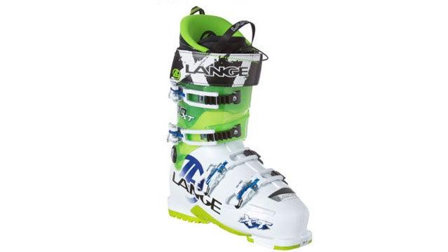 ski boots hard surface snow ice