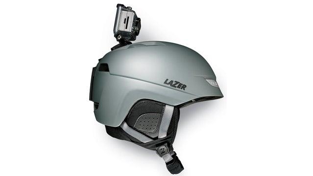 Lazer Effect Helmet GoPro HD Hero2 Camera outside holiday gift guide