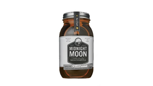 Midnight Moon Whiskey outside holiday gift guide