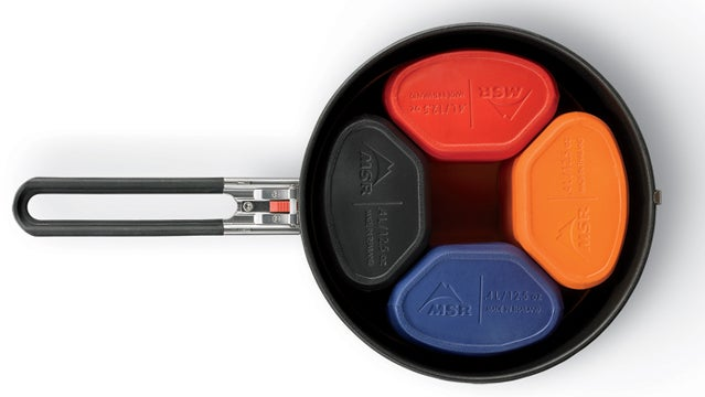 MSR Flex 4 Cook System outside holiday gift guide