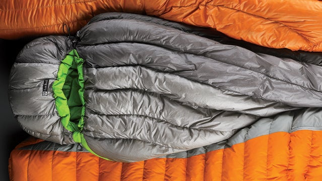sierra designs cal 13 nemo nocturne 30 spoon therm-a-rest-antares 25 sleeping bags camping