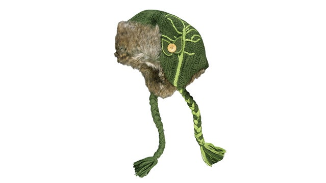 Nobis Eve Knit Fargo Hat outside holiday gift guide