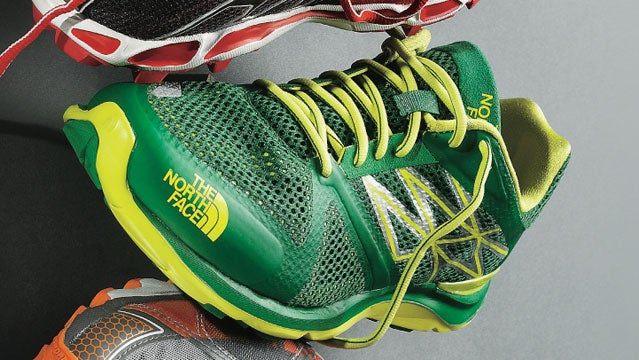 The North Face Hyper-Track Guid