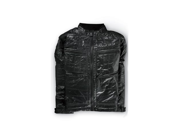 North Face Mack Moto Jacket outside holiday gift guide