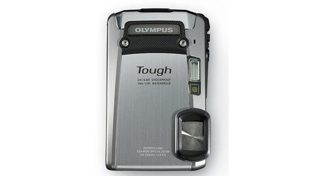 Olympus Tough TG-820 iHS outsid