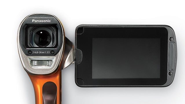 Panasonic HX-WA2 HD Camcorder outside holiday gift guide