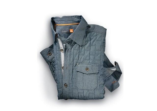 Quicksilver Ellis Harbor Jacket outside holiday gift guide