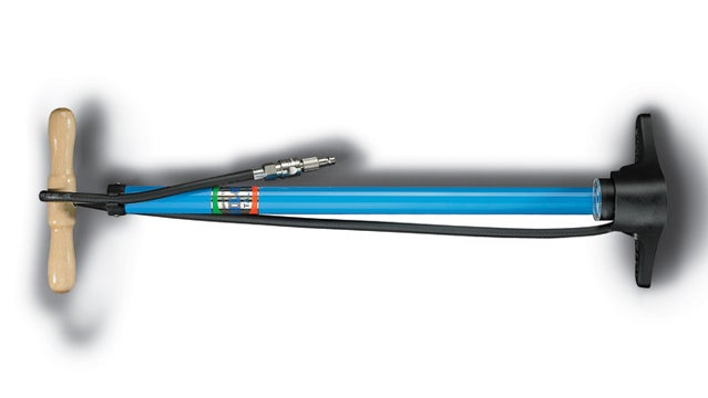 Silca Pista Bicycle Pump outside holiday gift guide
