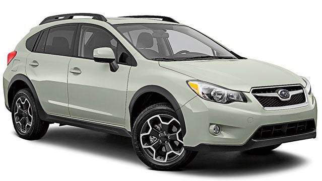 Subaru XV Crosstrek adventure vehicles cars