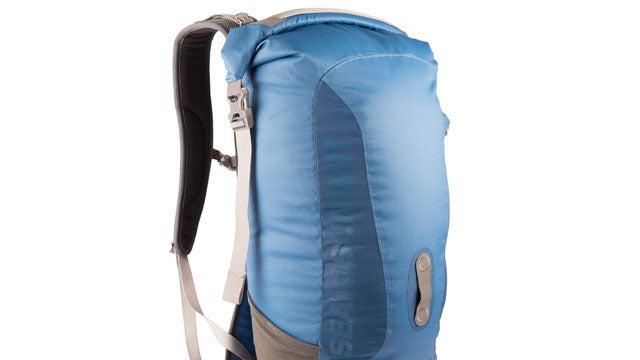 26L 420D blue Day Pack drypack Rapid STS studio