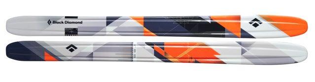 Black Diamond Megawatt ski