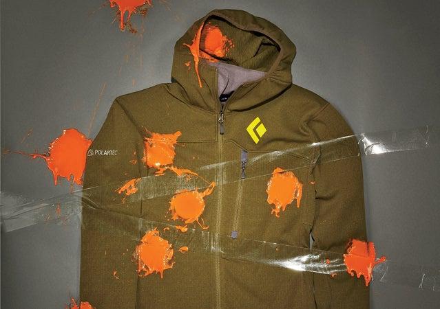 jackets light shells black diamond coefficient hoodi