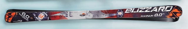 blizzard magnum 8.0 ti skis winter buyers guide 2014