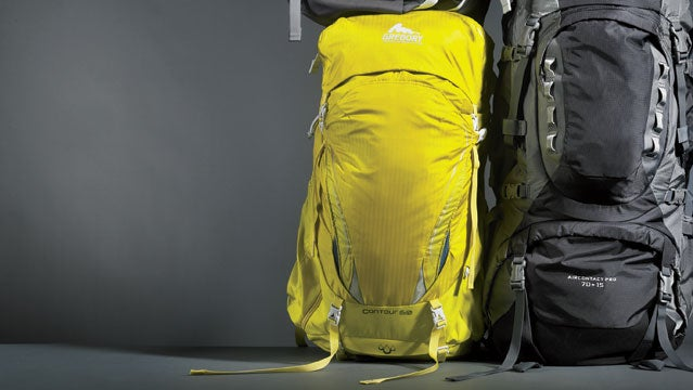 Arc'teryx Altra 85 Gregory Contour 60 Deuter Aircontact Pro 70 +15 best packs of 2013 summer buyers guide